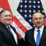 Майкл Помпео и Мевлют Чавушоглу обсудили обстановку на Ближнем Востоке и роль НАТО