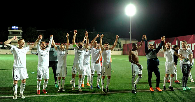 «Карабах» гарантировал себе медали АЗПЛ сезона 2020/21