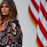 Меланья Трамп покинула супруга нарождественские каникулы