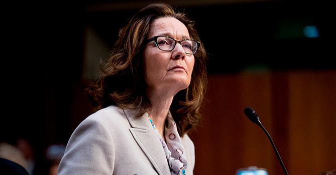Глава ЦРУ Джина Хэспел объявила об отставке
