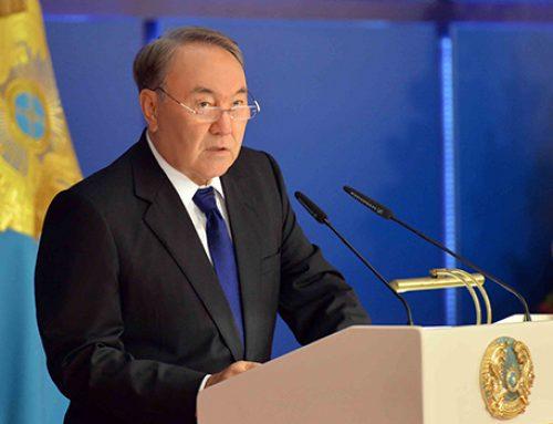 Правление Назарбаева еще войдет в учебники