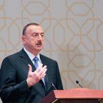 Ильхам Алиев назвал конвенцию о правовом статусе Каспия исторической
