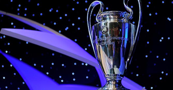 Стали известны вероятные соперники по 1/4 финала Лиги чемпионов