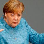 В досрочном уходе Меркель со своего поста уверены большинство жителей ФРГ