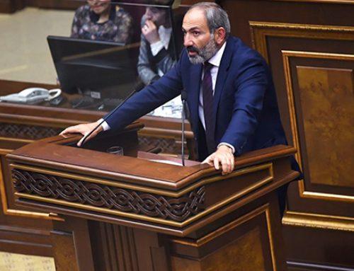 Настоящая революция в Армении еще и не начиналась