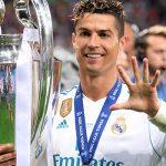 Криштиану Роналду стал лучшим футболистом года по версии Globe Soccer Awards