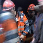 Выброс газа произошел в шахте в Китае