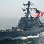 Корабль ВМС США отправился в Черное море