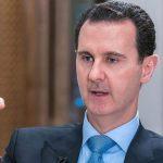Асад заявил, что народ Сирии не забудет вклада генерала Сулеймани в борьбу с терроризмом