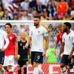 Франция и Дания вышли в плей-офф ЧМ-2018