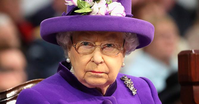 Елизавета II обратилась к британцам