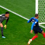 Победа Франции с минимальным счетом