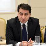 Х. Гаджиев: «Сотрудничество в рамках инициативы «Пояс и путь» важный аспект азербайджано-китайских отношений»