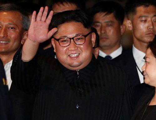До конца апреля лидер КНДР приедет в Россию
