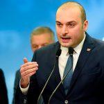 Грузинский премьер выступил с заявлением о разгоне акции в Тбилиси