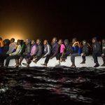 У алжирских берегов затонуло судно с нелегальными мигрантами