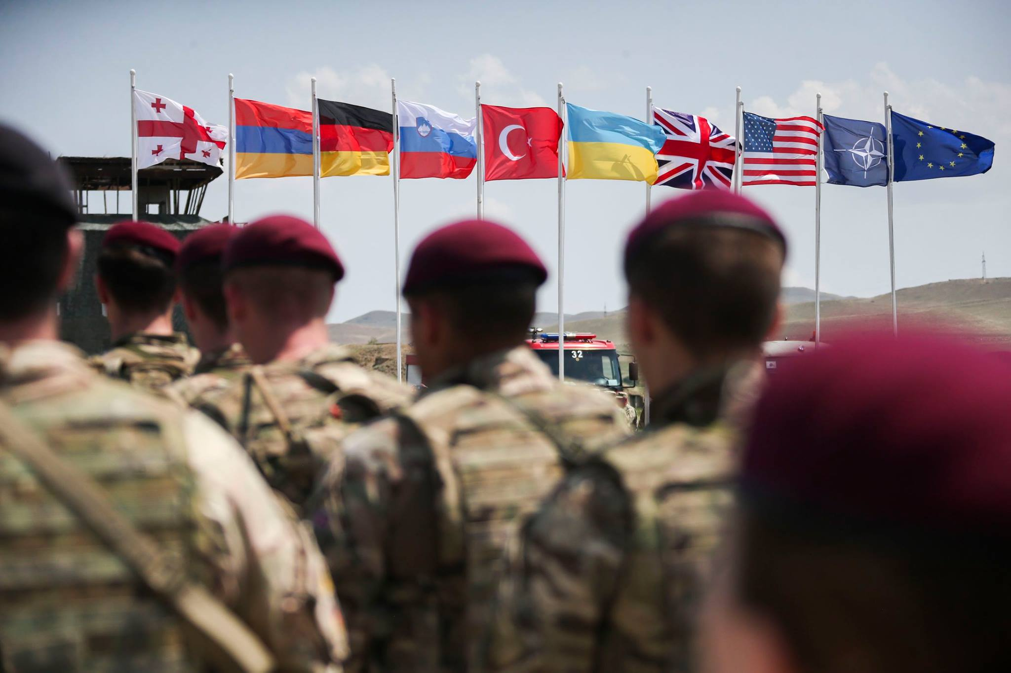 НАТО уходит из Афганистана