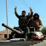 Сирийские войска отразили атаку боевиков на вертолетную базу в провинции Хама