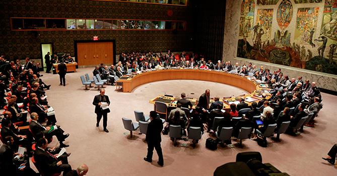 СБ ООН на время пандемии будет голосовать по резолюциям по новой системе