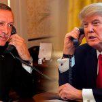 Состоялся телефонный разговор президентом Турции и США