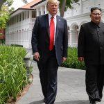 Трамп заявил, что может встретиться с Ким Чен Ыном во второй раз