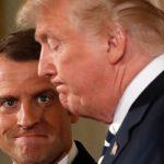 Трамп пригрозил ответить на глупость Макрона санкциями