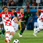 Обнародован состав сборной Хорватии на матч со сборной Азербайджана
