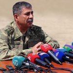 Азербайджанская армия готовится к освобождению оккупированных территорий