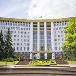 """Оппозиция в Кишиневе проводит массовый митинг """"против диктатуры"""""""