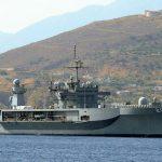 Два боевых корабля ВМС США вошли в Черное море для учений с Украиной