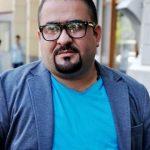 Азербайджанский поэт вскрыл вены в прямом эфире