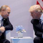 В конгрессе США выступили против встреч Трампа и Путина