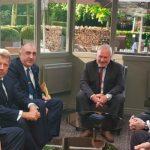 Главы МИД Азербайджана и Армении провели встречу в формате видеоконференции