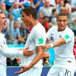 Уверенная Франция против бойкой Бельгии