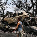 Названа причина лесных пожаров в Греции