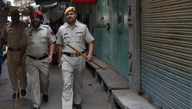 В Нью-Дели более 30 человек стали жертвами массовых беспорядков
