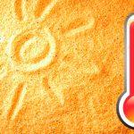 Завтра температура воздуха в Азербайджане повысится до 44 градусов