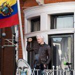 В Wikileaks рассказали о слежке за Ассанжем в посольстве Эквадора