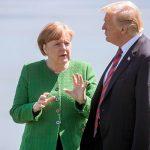 Трамп нападает на Германию из-за российского газа