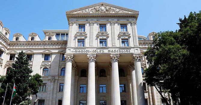 МИД ответил на провокационную пропаганду Армении в связи с январскими событиями