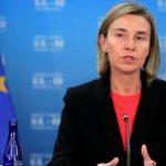 Федерика Могерини: игнорирование международных соглашений неминуемо приведет к конфликтам
