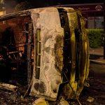 Во французском Нанте произошли столкновения молодежи с полицией