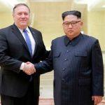 Помпео планирует встретиться с советником Ким Чен Ына на следующей неделе