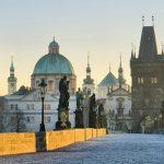 Протестующая Прага