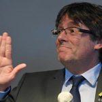 Пучдемон продолжит борьбу в Европарламенте