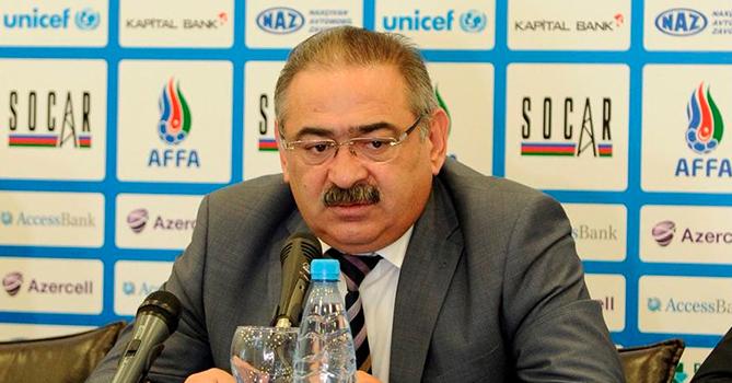 Рамин Мусаев: «Если ситуация ухудшится, чемпионат может быть отменен»