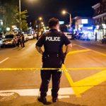 В результате стрельбы в центреТоронто один человек погиб и один получил ранения