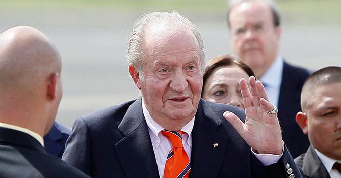 Хуан Карлос I решил покинуть Испанию