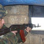 Армянские ВС обстреляли позиции азербайджанской армии 92 раза за сутки