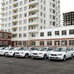 Ильхам Алиев принял участие в церемонии вручения ключей от квартир и машин инвалидам и семьям шехидов